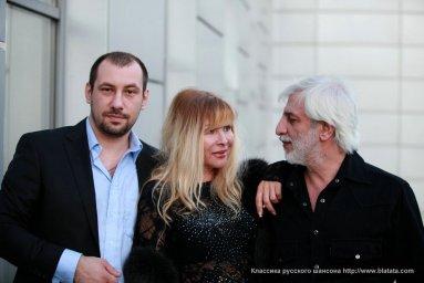 Ефрем Амирамов и Таня Тишинская