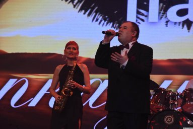 Олег Заикин на 24-м фестивале памяти Аркадия Северного 27