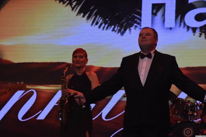 Олег Заикин на 24-м фестивале памяти Аркадия Северного 26