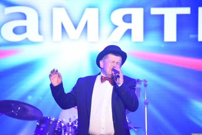 Евгений Любимцев на 24-м фестивале памяти Аркадия Северного 21