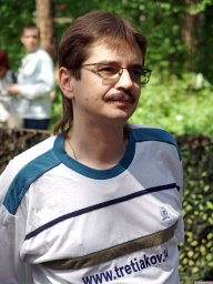 Виктор Третьяков на Ильменском фестивале 2006 года