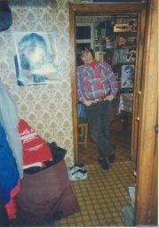 Павел Яцюк у Анатолия Денисова 1996 год 11 января 2