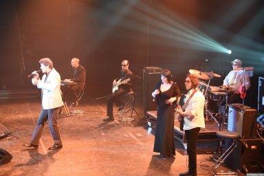 Владимир Черняков на концерте Новое и лучшее 30 ноября 2015 года на сцене в Санкт-Петербурге