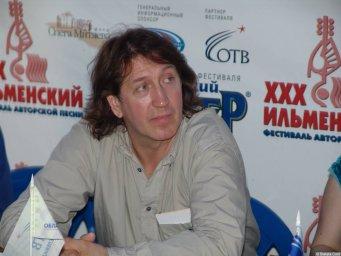 Олег Митяев на прессконференции