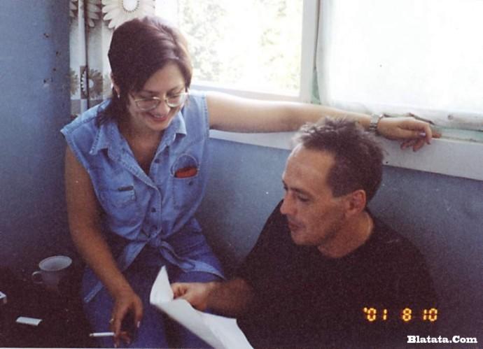 Катенька Дроздовская и Леонид Азбель 2