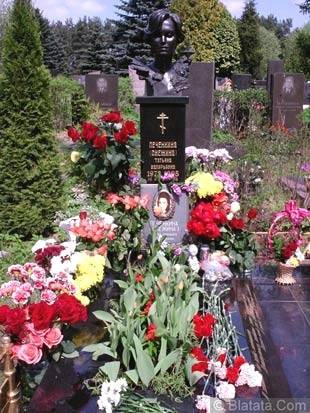Татьяна Снежина могила