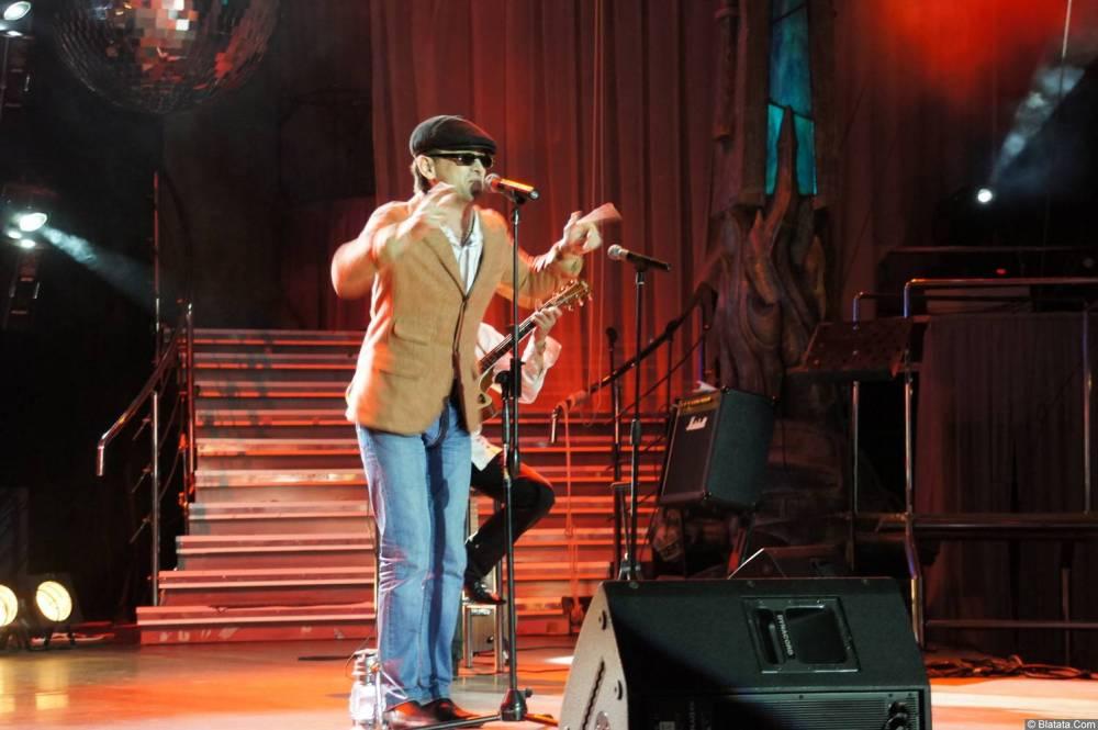 Виталий Кочетков на сцене XIX фестиваля памяти Аркадия Северного 7