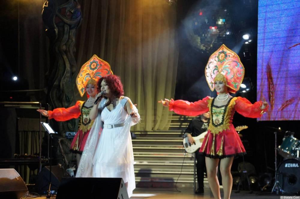 Ирина Каспер фото с XIX фестиваля памяти Аркадия Северного 24