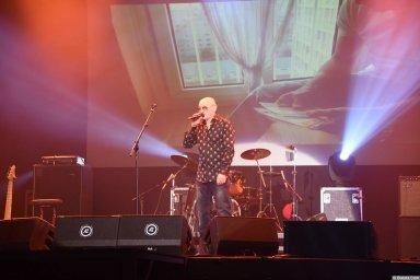 На сцене Григорий Заречный на концерте Новое и лучшее 30 ноября 2015 года