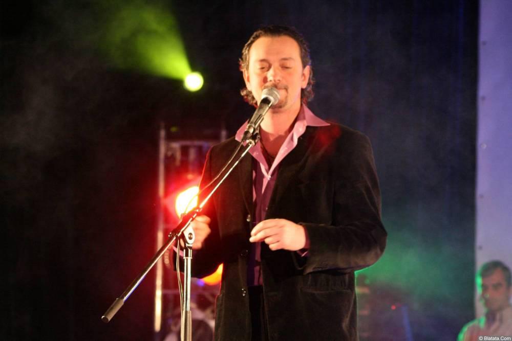 Виталий Волин 13-14 декабря 2008 года на фестивале Хорошая песня 14