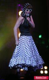 Татьяна Кабанова на сцене фестиваля шансона 4