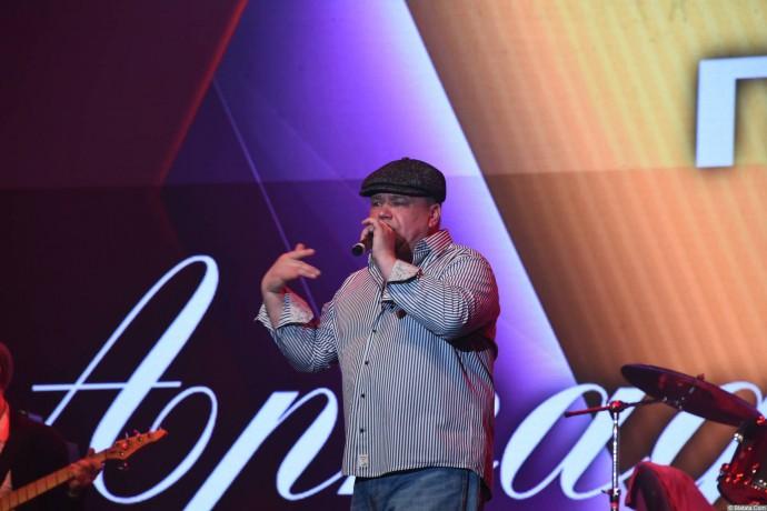 Илья Матраков на 24-м фестивале памяти Аркадия Северного 12