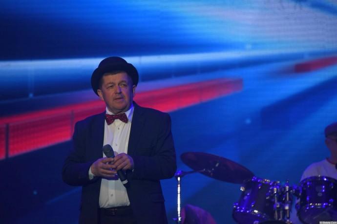 Евгений Любимцев на 24-м фестивале памяти Аркадия Северного 1