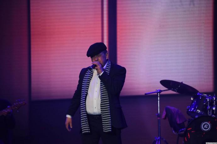 Евгений Любимцев на 24-м фестивале памяти Аркадия Северного 40