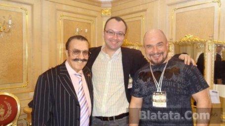 Вилли Токарев, Сергей Трофимов, Максим Кравчинский