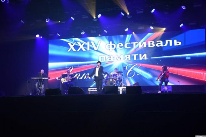 Евгений Любимцев на 24-м фестивале памяти Аркадия Северного 2