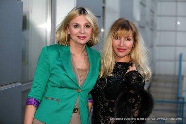 Катерина Голицына и Таня Тишинская