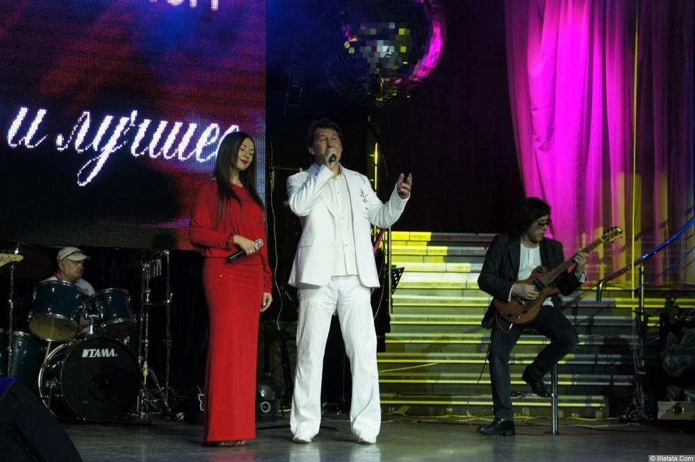 Владимир Черняков на концерте Новое и лучшее 17 февраля 2015 года