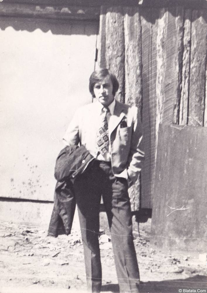 Вадим Медин (Валерий Викторович Литвиненко) в костюме