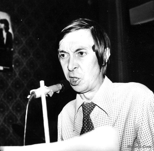 """Аркадий Северный на записи альбома с ансамблем """"Трезвость"""" в 1980 году 14"""
