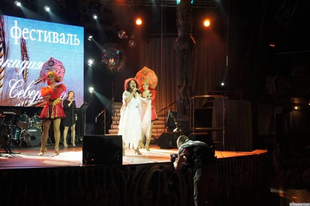 Ирина Каспер фото с XIX фестиваля памяти Аркадия Северного 13