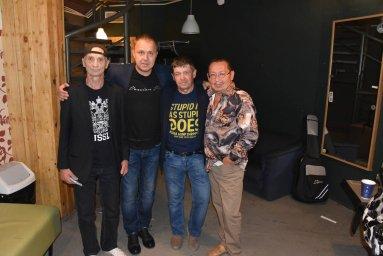 Алексей Дулькевич на концерте Новое и лучшее 2018 август в группе артистов