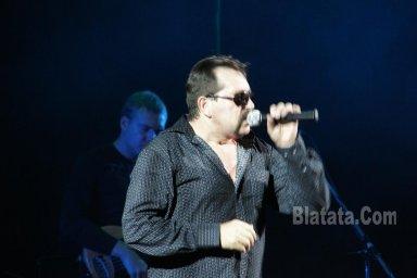 """Концерт группы """"Бутырка"""" в Калининграде. Владимир Ждамиров на сцене 7"""
