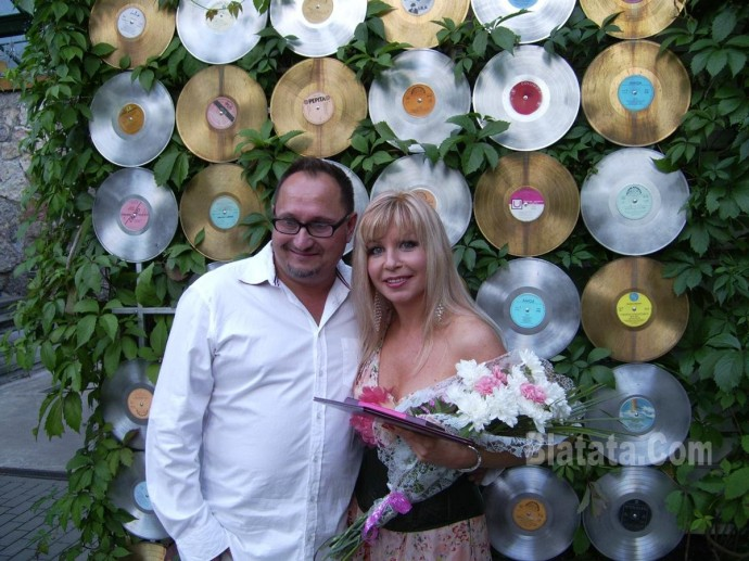 Вася Пряников и Ольга Стельмах