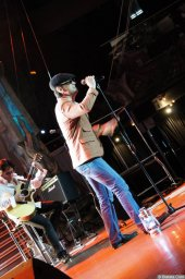 Виталий Кочетков на сцене XIX фестиваля памяти Аркадия Северного 15