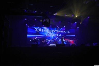 Евгений Любимцев на 24-м фестивале памяти Аркадия Северного 19