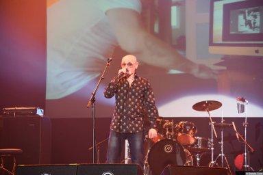 Григорий Заречный на концерте Новое и лучшее 30 ноября 2015 года сольно