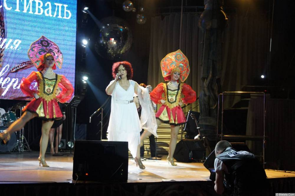 Ирина Каспер фото с XIX фестиваля памяти Аркадия Северного 17