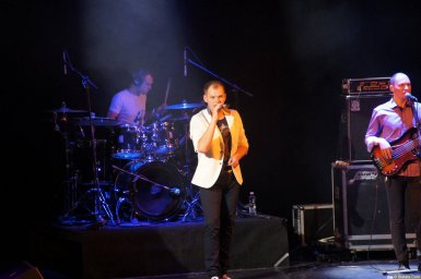 Алексей Брянцев на концерте 16 декабря 2014 года