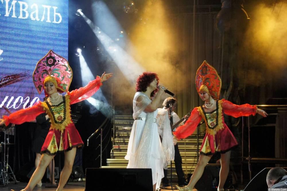 Ирина Каспер фото с XIX фестиваля памяти Аркадия Северного 21
