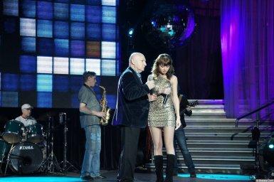 Аркадий Соловейчик пел на концерте 2013 года