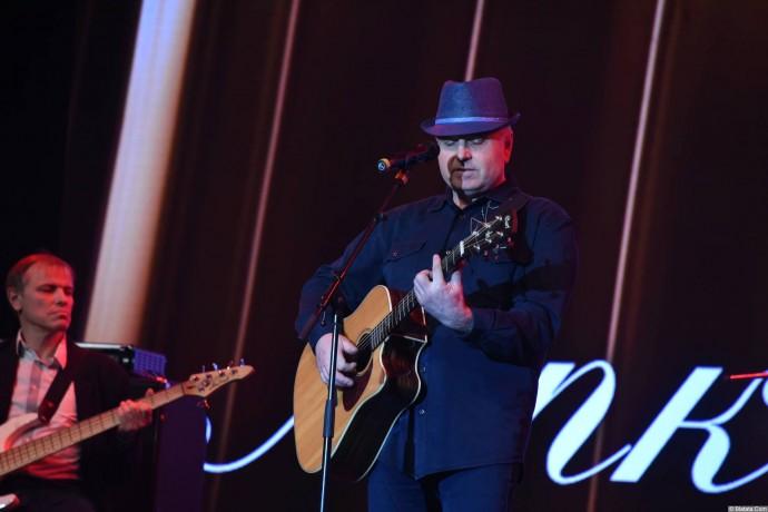 Владимир Марченков на 24-м фестивале памяти Аркадия Северного 11