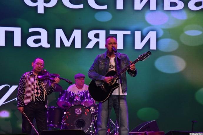 Павел Берденников на 24-м фестивале памяти Аркадия Северного 2