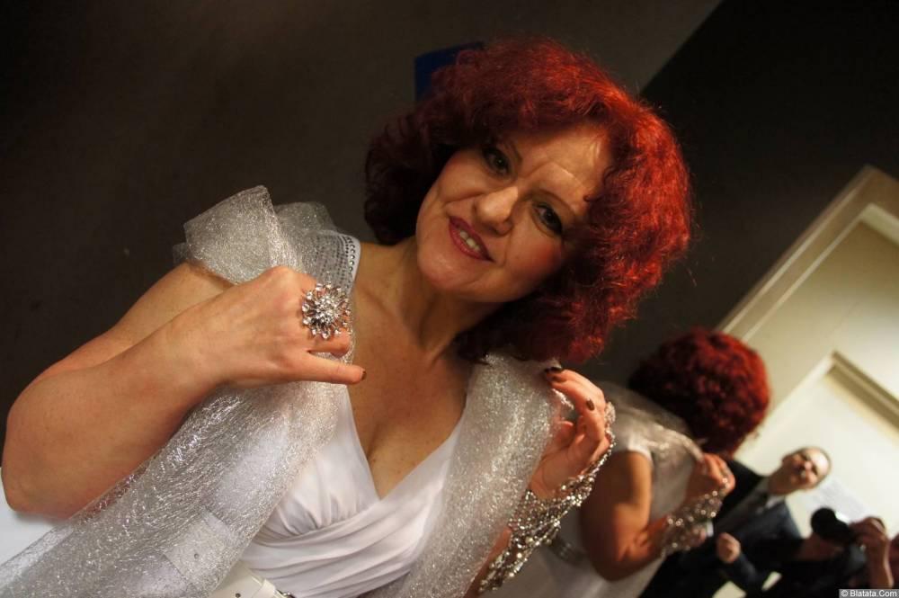 Ирина Каспер фото с XIX фестиваля памяти Аркадия Северного 1