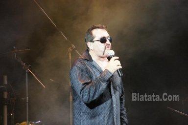 """Концерт группы """"Бутырка"""" в Калининграде. Владимир Ждамиров на сцене 6"""