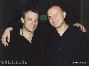 Александр Дюмин с другом