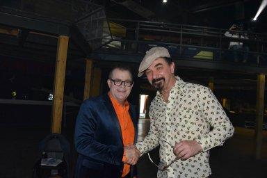 Юрий Михайличенко и Mr.Bleden