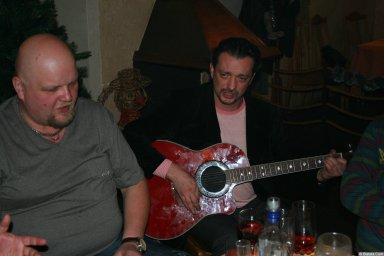 Виталий Волин 13-14 декабря 2008 года на фестивале Хорошая песня 9