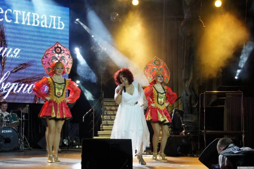 Ирина Каспер фото с XIX фестиваля памяти Аркадия Северного 19