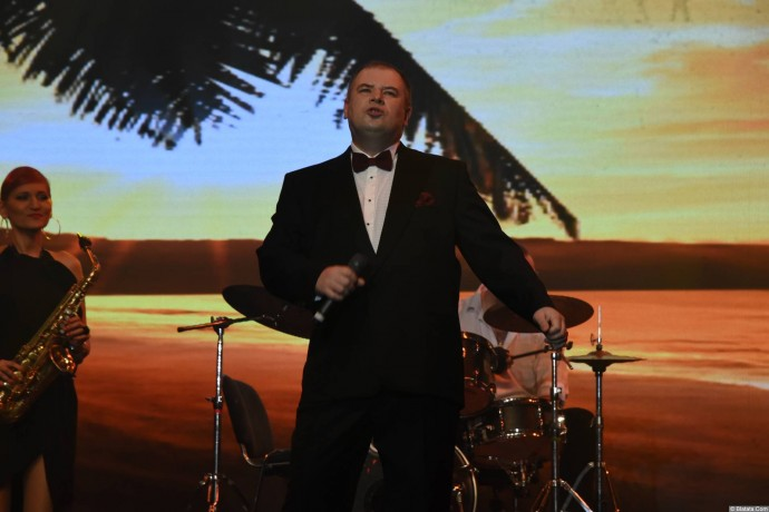Олег Заикин на 24-м фестивале памяти Аркадия Северного 9