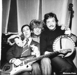 Аркадий Северный на записи концерта Проводы 1977 года 17