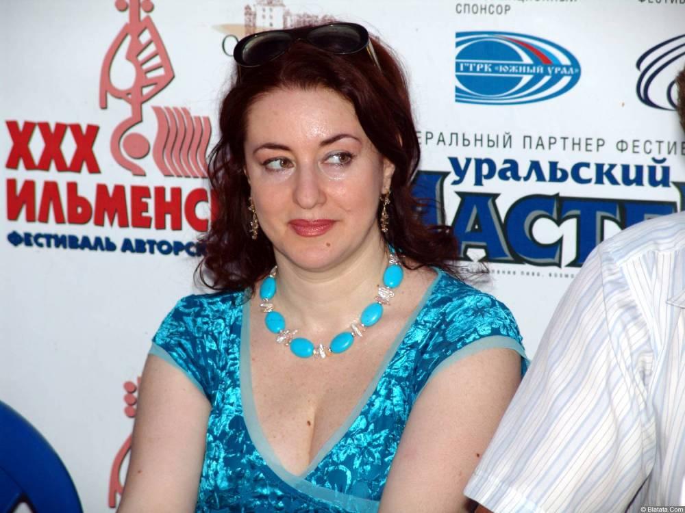 Тамара Гвердцители  на ХХХ-м Ильменском фестивале 5