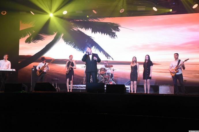Олег Заикин на 24-м фестивале памяти Аркадия Северного 7