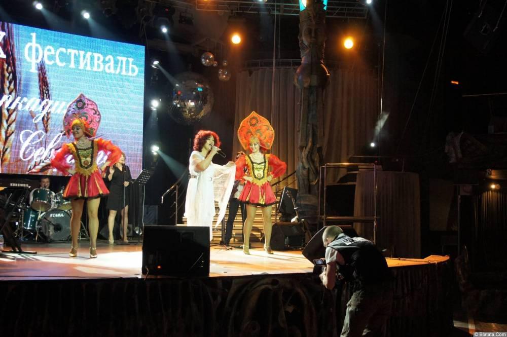 Ирина Каспер фото с XIX фестиваля памяти Аркадия Северного 14