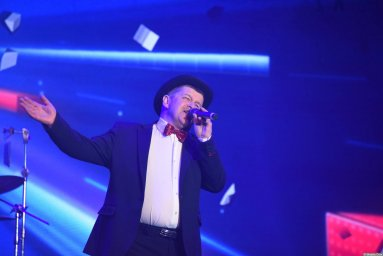 Евгений Любимцев на 24-м фестивале памяти Аркадия Северного 12
