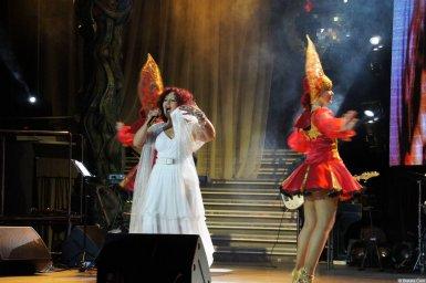 Ирина Каспер фото с XIX фестиваля памяти Аркадия Северного 30